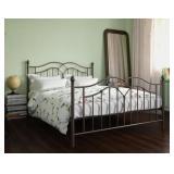 DHP Bronze Metal Bed Frame