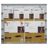 ClosetMaid Top Shelf & Corner Shelf Kits