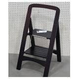 Cosco Rockford 2 Step Wooden Step Stool