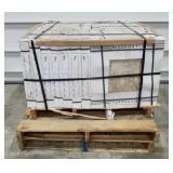 (544.32 SF) Rectified Tile Athena Tile Flooring