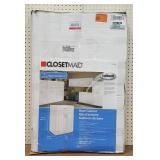 ClosetMaid Base 2 Door Cabinet W/ 1 Drawer