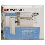 "ClosetMaid Storage Cabinet (18""x18.5""x71.75"")"