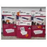 (4) ClosetMaid Drawer Kits