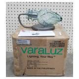 Varaluz Vintage Style 1-Light Bronze Bath Light