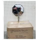 Hudson Valley Porter Nickel Wall Sconce/Light