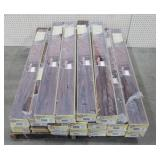 (252 SF) Traffic Master Glueless Laminate Flooring