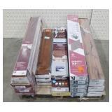 Pallet W/ Assorted Flooring