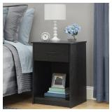 """Ameriwood Home Night Stand (15""""x17""""x24"""")"""