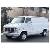 1990 GMC Vandura 2500 Work Van