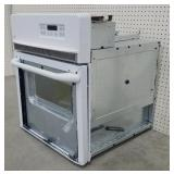 """GE 24"""" Electric Single Self-Cleaning Wall Oven"""