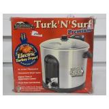 """Turk n Surf"" Turkey Cooker"