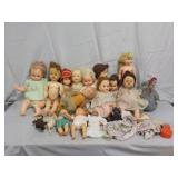 Old Dolls Various Sizes