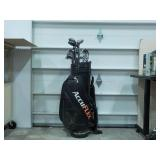 ACCU Flex Golf Caddy
