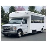 2014 Ford E-450 Starcraft Transport Bus -98K Miles