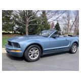 2005 Ford Mustang Convertible - Only 66K Miles
