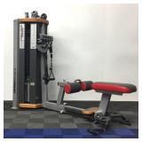 Human Sport Total Deltas Lateral Workout Machine