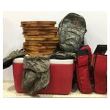 Wooden Plates/Platter & Hydration Pack & More