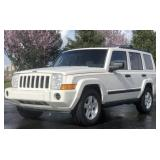 2006 Jeep Commander - Leather - 4x4