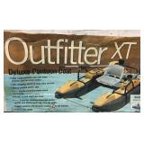 Outfitter XT Deluxe Pontoon Boat