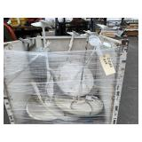 Paint Mixers Of Assorted Size & Condition