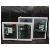 2 Guardian Earth Wise Windows With White Frames