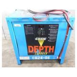 Exide Depth Charger Blue In Color