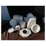 Approximately 20 Assorted Clay Molds