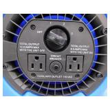 B-Air 1\4 HP Air Mover High Velocity Fan Color