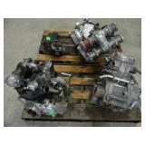 (4) Engines (Honda 496cm Honda 750cm, (2) Unknown)