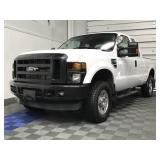2008 Ford F250 SD FX4 – Turbo Diesel - Loaded!