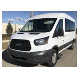 2016 Ford Transit Van - Fleet