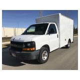 2005 Chevrolet Box Van
