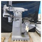 Comet Auto-feed XYZ Axis Machine - Variable Speed