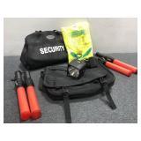 Security Bag, New Safety Vest & More