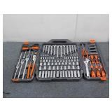 Crescent Tool Box With Tools- Lightly Damaged
