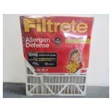 New Filterete Allergen Defense Electrostatic Filte