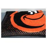 Baltimore Orioles Blanket