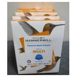 (4) Packages Of Hammermill Paper