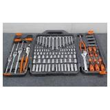 Crescent Tool Box With Tools