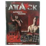 Yoga Mat & Weider Attack MMA Training Kit
