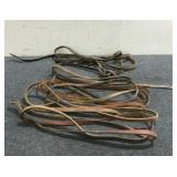 Leather Split Reins & Assorted Leather