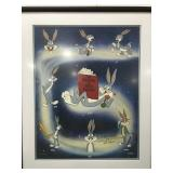 Walt Disney Bugs Bunny Pics W/Cert