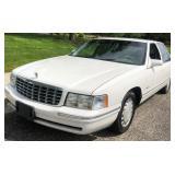 1998 Cadillac DeVille - Very Smooth Ride!