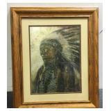 Unique Native American Picture