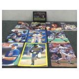 (10) Beckett Baseball Card Monthly Magazine