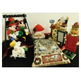 Swinging Mickey & Minnie & Nutcrackers Frames