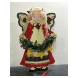 Wood Christmas Angel