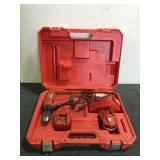 Milwaukee HD Cordless 14.4v Battery Drill & Case