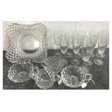 Crystal Flutes & More!