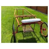 "Horse Cart/Sulky - 26"" Wheels"